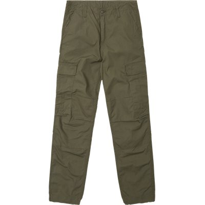 Regular | Trousers | Green